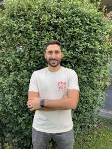 Julien Fanara, country manager di Phenix Italia