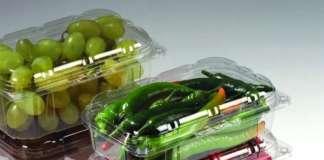 Pack in plastica per ortofrutta